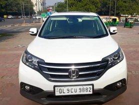 2015 Honda CR V 2.4 AT Petrol for sale in New Delhi