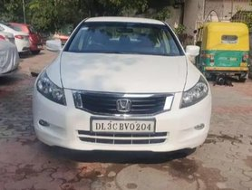 2010 Honda Accord 2.4 AT Petrol in New Delhi