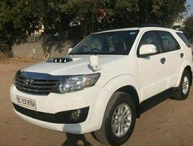2012 Toyota Fortuner 3.0 4x2 Manual Diesel in New Delhi