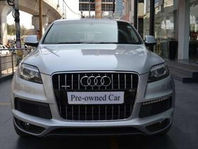 Used Audi Q7 AT for sale in Hyderabad