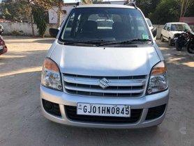 Used 2007 Maruti Suzuki Wagon R LXI MT for sale in Ahmedabad