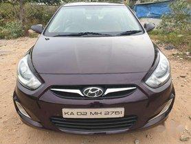Used Hyundai Verna MT for sale in Nagar