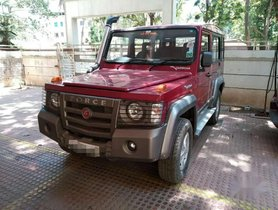 Used Force Gurkha MT for sale in Thane  at low price