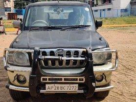 Used 2005 Mahindra Scorpio SLX 2.6 Turbo 8 Str MT for sale in Hyderabad