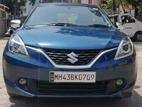 Used Maruti Suzuki Baleno Alpha Diesel 2017 MT for sale in Thane