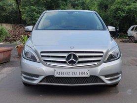 Mercedes-Benz B-Class B180 CDI, 2014, Diesel AT for sale in Mumbai