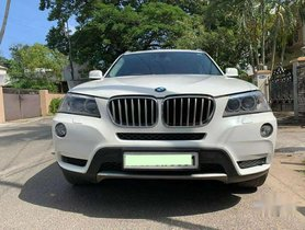 BMW X3 2014 AT for sale in Chennai