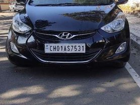 Used Hyundai Elantra 1.6 SX 2013 AT for sale in Chandigarh