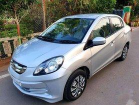Used Honda Amaze 1.5 SMT I DTEC, 2013, Diesel MT for sale in Hyderabad