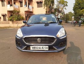 Used Maruti Suzuki Dzire VDi BS-IV, 2017, Diesel AT for sale in Kolkata