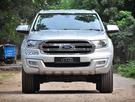 Ford Endeavour 3.2 Trend Automatic 4x4, 2016, Diesel AT for sale in Chennai