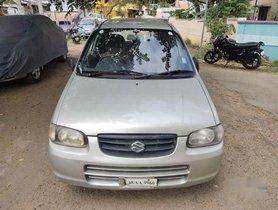 Used 2005 Maruti Suzuki Alto MT for sale in Ramanathapuram