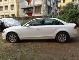 Used 2012 Audi A4 2.0 TDI AT for sale in Kolkata