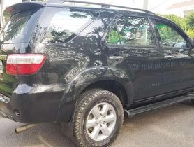 Used 2010 Toyota Fortuner AT for sale in Chandigarh