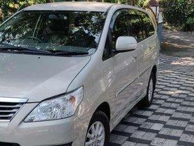 Used Toyota Innova 2.0 VX 7 STR BS-IV, 2013, Diesel MT for sale in Kottayam