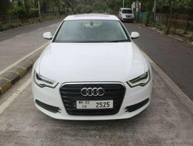 Audi A6 2012 AT for sale in Mumbai