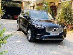 Used 2016 Volvo XC90 AT for sale in Kozhikode
