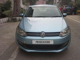 2012 Volkswagen Polo MT for sale at low price in Ludhiana