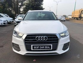 2015 Audi Q3 AT for sale in Chandrapur
