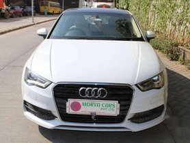Used Audi A3 AT for sale in Mumbai