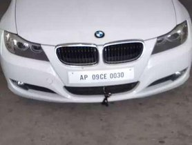 Used BMW 3 Series MT car at low price in Hyderabad