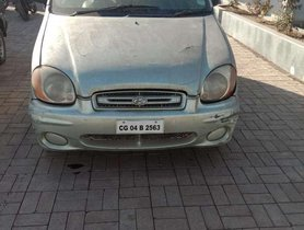 Hyundai Santro 2002 MT for sale in Raipur