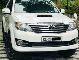 Used Toyota Fortuner 3.0 4x2 Automatic, 2015, Diesel AT for sale in Kottayam