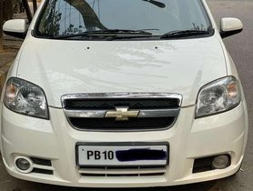 Used Chevrolet Aveo 2010 1.4 AT for sale in Jalandhar