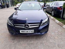 Used Mercedes-Benz C-Class C220 CDI, 2016, Diesel AT for sale in Kolkata