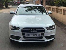 Used Audi A4 35 TDI Premium + Sunroof, 2016, Diesel AT for sale in Gurgaon