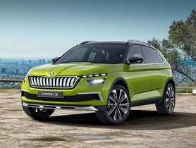 Upcoming Skoda Cars At Auto Expo 2020