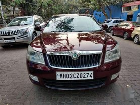 Skoda Laura Ambition 2.0 TDI CR Automatic, 2013, Diesel AT for sale in Mumbai