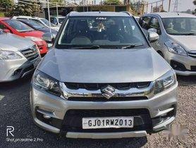 Used 2016 Maruti Suzuki Vitara Brezza ZDI Plus MT for sale in Ahmedabad