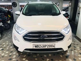 Used 2018 Ford EcoSport MT for sale in Kolkata