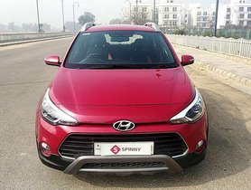 Used Hyundai i20 Active 2015 MT for sale in Gurgaon