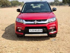 Used 2016 Maruti Suzuki Vitara Brezza ZDI MT for sale in Ahmedabad