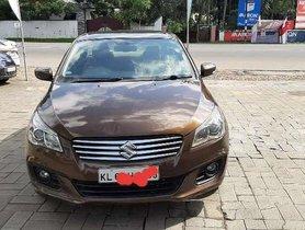 Used Maruti Suzuki Ciaz 2014 MT for sale in Kozhikode