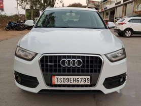 2015 Audi Q3 AT for sale in Hyderabad