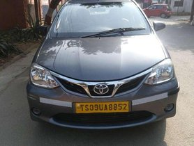Used Toyota Etios GD, 2016, Diesel MT for sale in Hyderabad