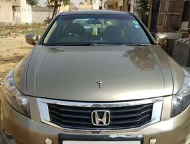 Used 2008 Honda Accord MT for sale in Gurgaon