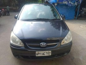 Used Hyundai Getz GVS 2007 MT for sale in Hyderabad
