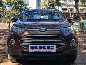 Ford EcoSport 2017 MT for sale in Mumbai