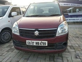 Maruti Suzuki Wagon R 2012 MT for sale in Raipur