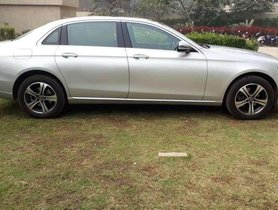 Used Mercedes-Benz E-Class E220 CDI Avantgarde, 2019, Diesel AT for sale in Kolkata