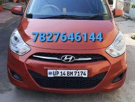Used Hyundai I10 1.2 Kappa SPORTZ, 2011, CNG & Hybrids MT for sale in Ghaziabad