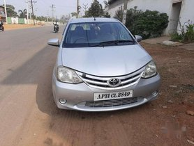 Used Toyota Etios GD 2014 MT for sale in Visakhapatnam
