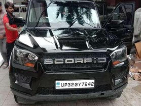 Used 2016 Mahindra Scorpio MT for sale in Lucknow