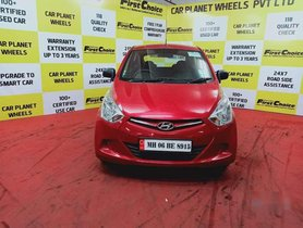 Used Hyundai Eon MT for sale in Thane at low price