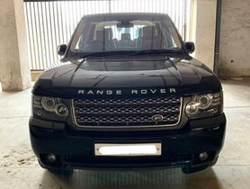 Used 2011 Land Rover Range Rover MT for sale in Mumbai