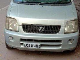 Used Maruti Suzuki Wagon R 2002 MT for sale in Hyderabad